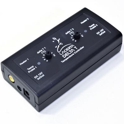deltaT Dual Temperaturregler-Automatik für Taukappenheizung