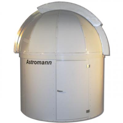 Astromann Aluminium Sternwarte, Komplett 2,30 m