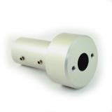 Geräteaufnahme für Prismenklemme 95mm antrazit