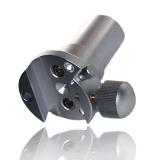 Geräteaufnahme mit Prismenklemme D=32mm
