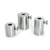 V2A Gegengewicht 1,0 kg 55 mm Durchmesser