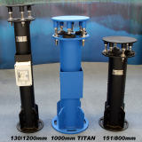 Astromann Nivelliersäule TITAN 178x1200mm
