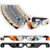 10 St. Sonnensichtbrillen mit AstroSolar