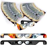 25 St. Sonnensichtbrillen mit AstroSolar