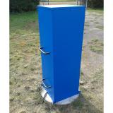 Schutzgehäuse für 1200 mm Stahl,- und Betonsäulen