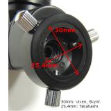 90°-Winkeleinblick für Polsucher 25-30mm