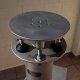Astromann Nivelliersäule Apollo 151x1200mm aus Edelstahl