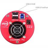ZWO Farb Astrokamera ASI294MC Pro gekühlt - Sony Sensor D=23,2 mm
