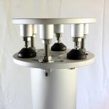 Astromann Nivelliersäule Apollo 151x1200mm aus Aluminium