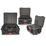 ProfessionalFlight-Case-Set für GM 2000 HPS II