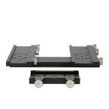 4″ MAXIDUAL XL Doppelmontageplatte 10Micron
