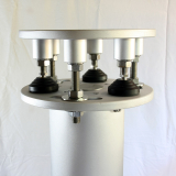 Astromann Nivelliersäule Apollo 151x1000mm aus Aluminium
