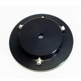 Montierungsadapter für Celestron Advanced VX auf Omegon Nivelliersäulen