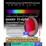 Baader H-Alpha CCD Filter-7nm für 2