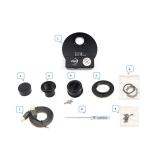 ZWO motorisiertes Filterrad für 5x 1,25- oder 5x 31-mm-Filter