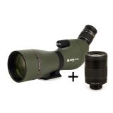 APM 85mm APO Spektiv mit Swarovski 25-50x Zoomokular