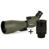 APM 95mm APO Spektiv mit Swarovski 30-60x Zoomokular
