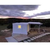 ECS Observatorium mit Kontrollraum - automatisierte Version