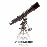 Advanced VX C6 Refraktor Goto-Teleskop
