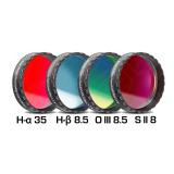 1,25 Baader CCD 4er Linienfiltersatz für Interline - CCD